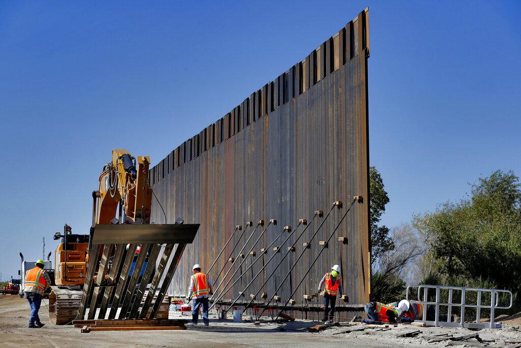 California Tribe Loses Bid to Halt Border Wall Construction