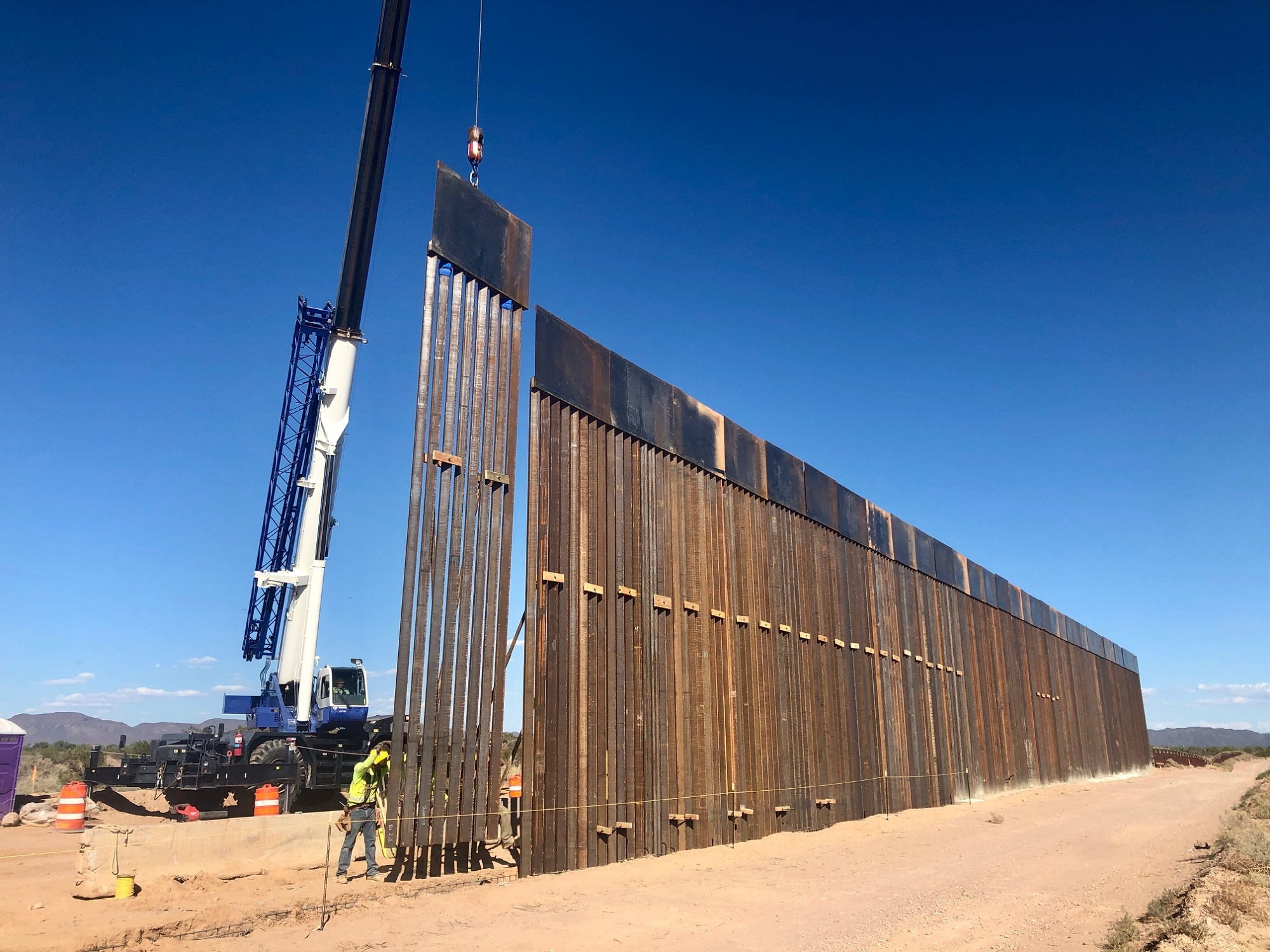 Fifth Circuit Approves of Use of Military Funds for Border Wall